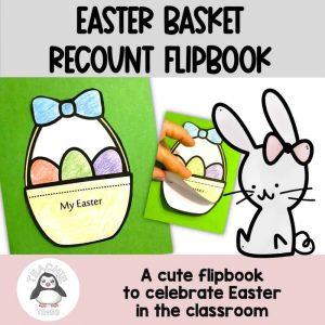 easter basket flipbook