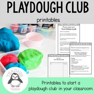 playdough club