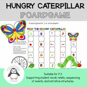 hungry caterpillar game