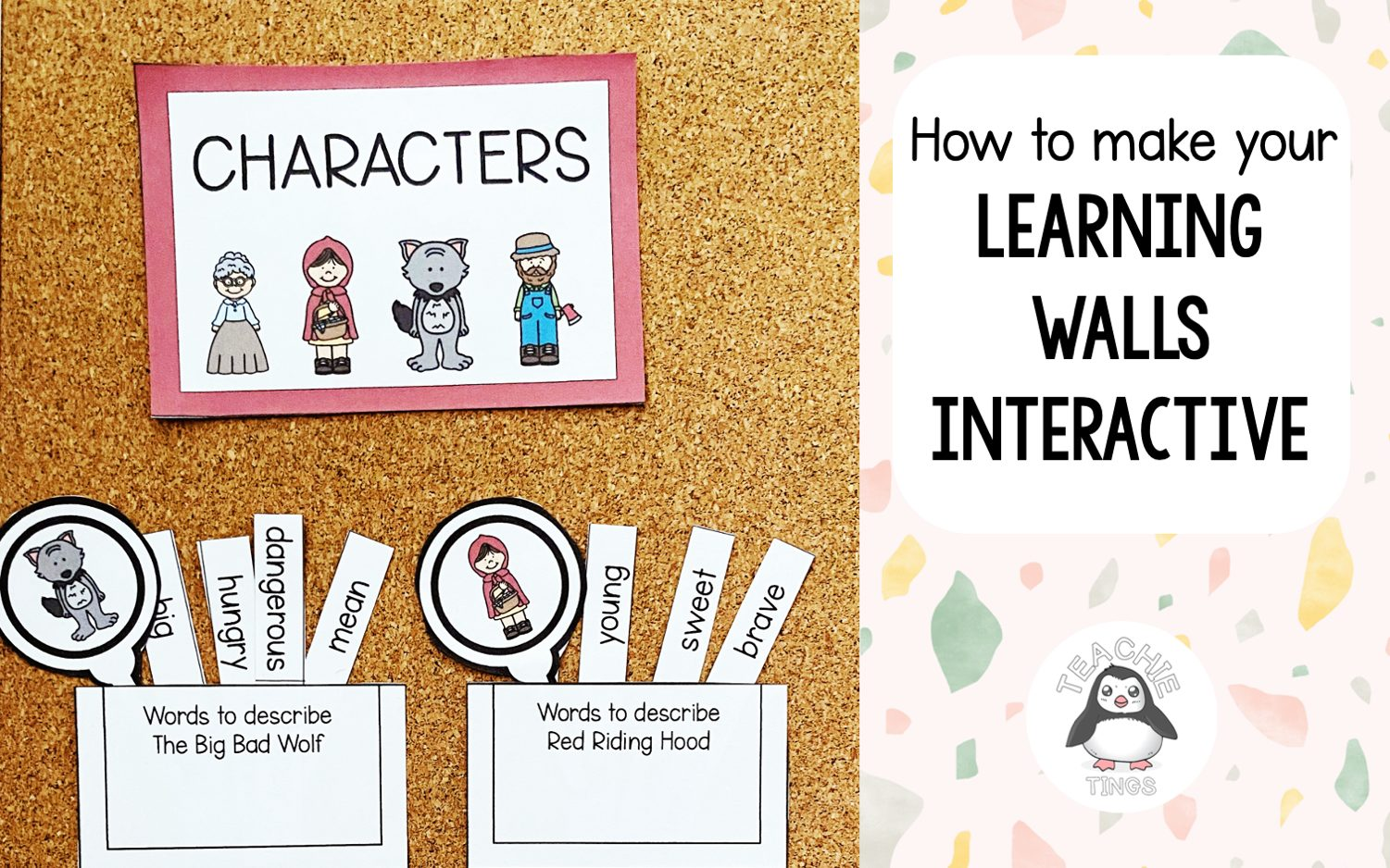 How to make Your Learning Walls interactive
