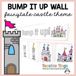 bump it up wall fairytale