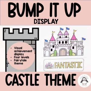 bump it up wall fairytale castle