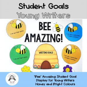 student goals young writers