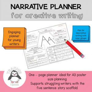 narrative planner