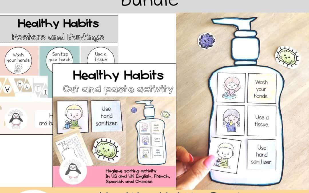 Healthy Habits Bundle – Covid Smart Practices