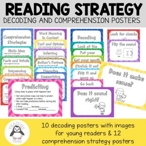 reading posters