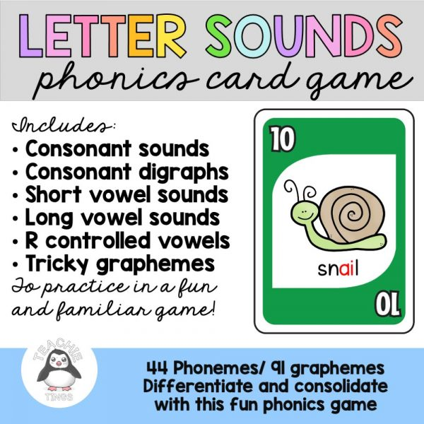 letter sounds phonics game