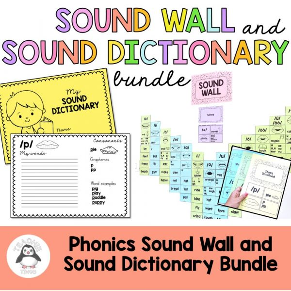 sound wall and sound dictionary