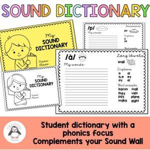 sound dictionary