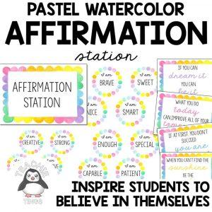 affirmation station