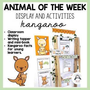 animal of the week Kangaroo